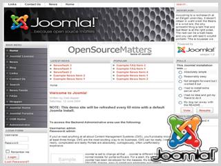 Joomla - Hierarquia de Arquivos