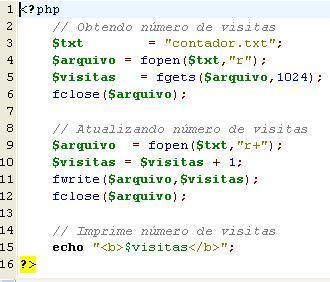 Como Abrir e Fechar Ficheiros / Arquivos Em PHP