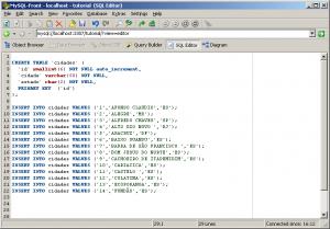 MySQL - Actualização De Dados