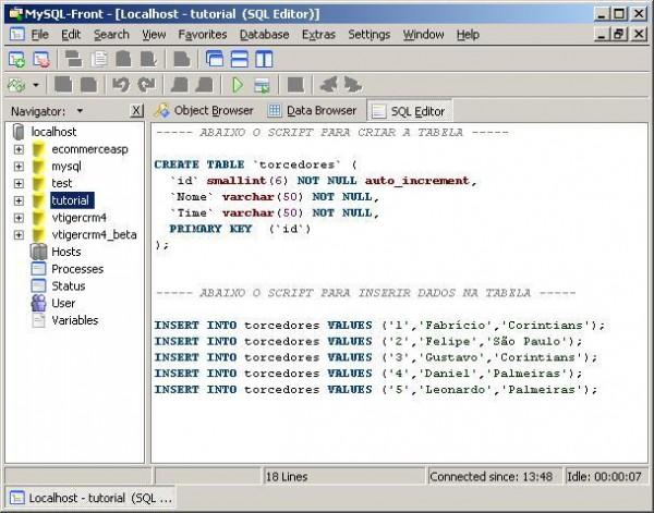 Dicas De Consulta No MySQL