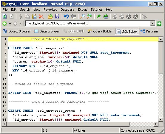 Sistema De Votações Em PHP E MySQL