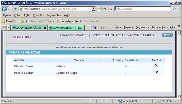 Player De Música Em PHP Imagem046