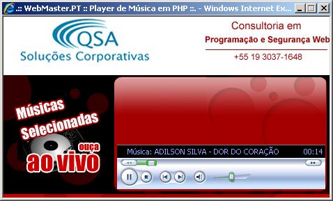 Player De Música Em PHP Imagem063