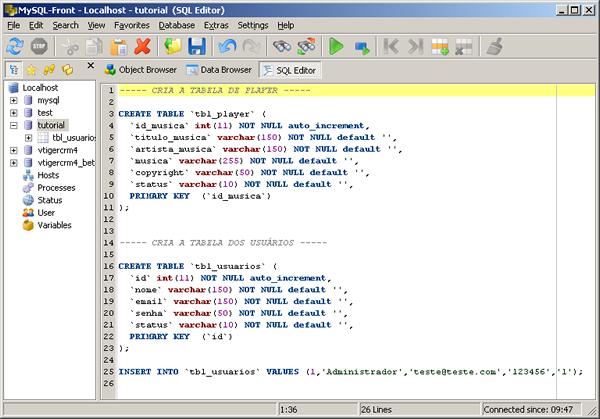Player De Música Em PHP Imagem_tabela