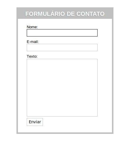 PHP Mail - Formulário De Contacto