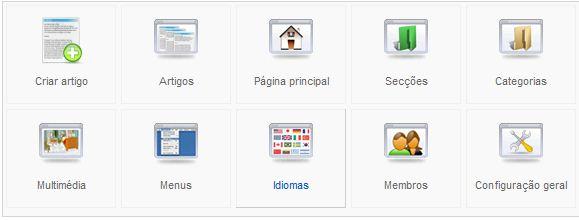 Joomla Menus - Agregador De Noticias - 1 Categoria