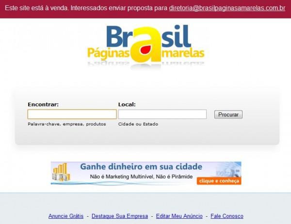 Diretório Brasil Paginas Amarelas