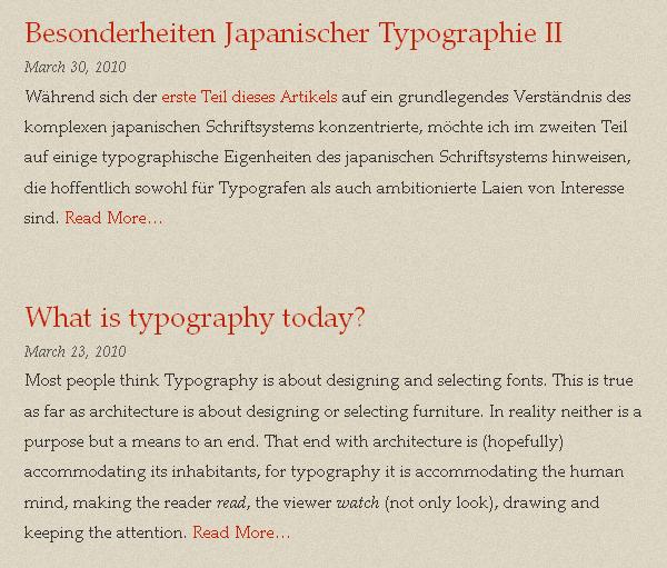 Princípios De Tipografia Para Web