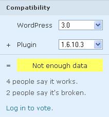 compatibilidade pluginscompatibilidade plugins