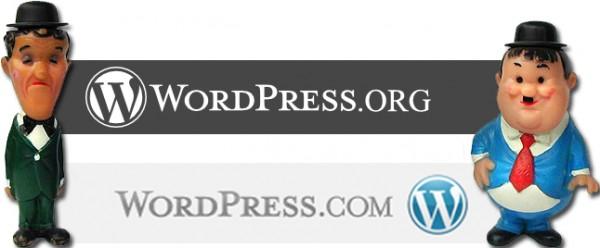 Descubra As Diferenças Entre WordPress.COM E WordPress.ORG