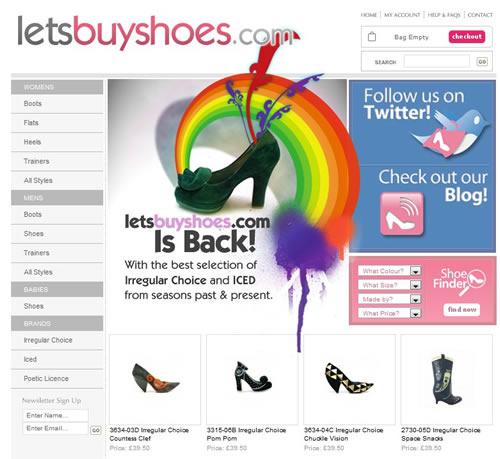 loja online letsbuyshoes.com