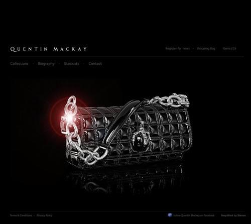 loja online quentin mackay