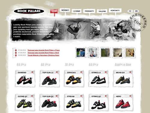 loja online rock pillars