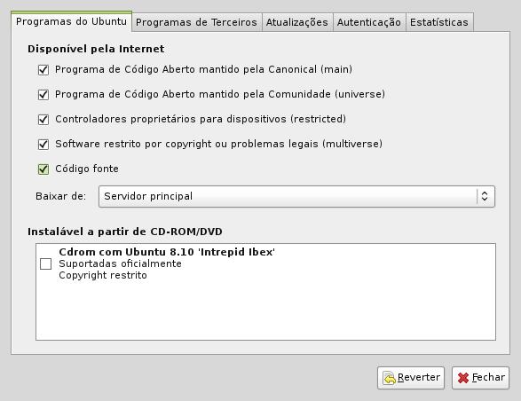 Atualizando Pacotes No Ubuntu