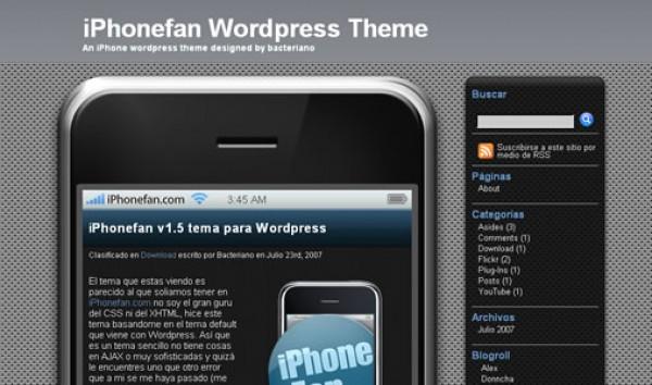 iPhonefan WordPress Theme