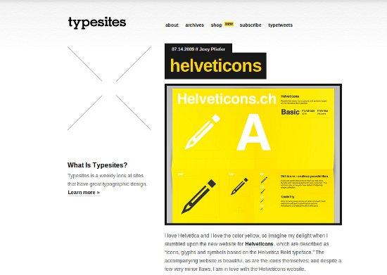 typesites