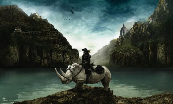 Rhino Rides by Alegion