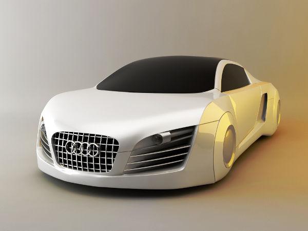 Audi RSQ by Abhishrut