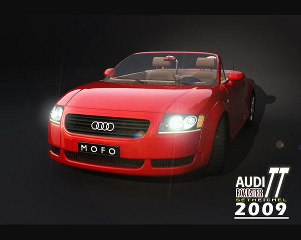 Audi TT by setheichel