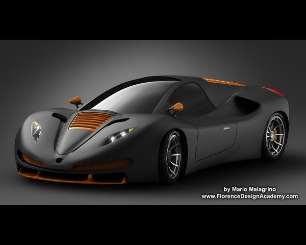 Concept Car by MarioMalagrino