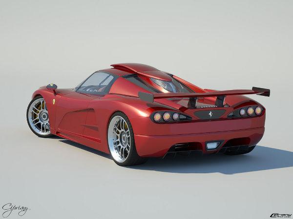 Ferrari 480 Concept 11 by cipriany