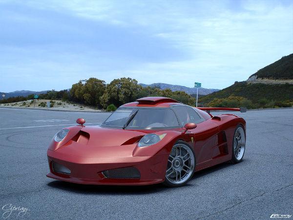 Ferrari 480 Concept 6 by cipriany
