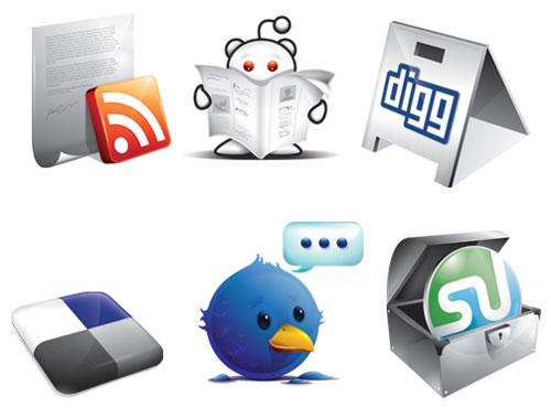 Free Download Social Icons