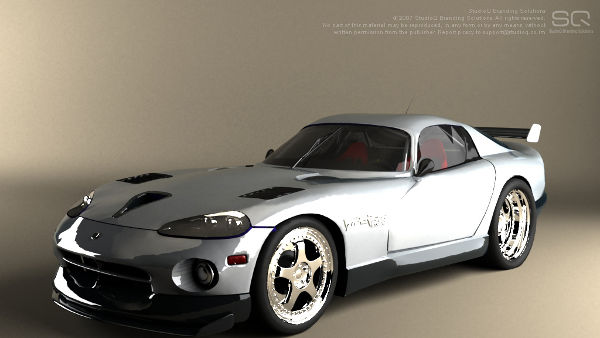 White Viper by krishna sq