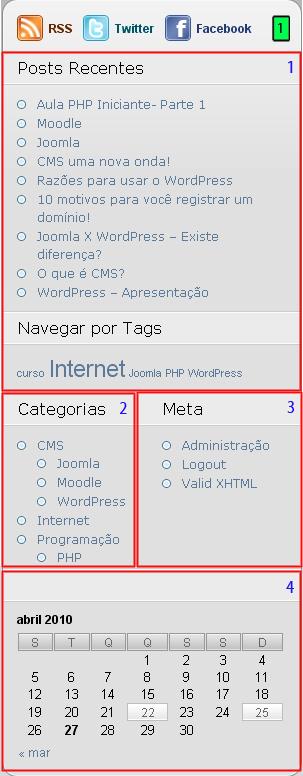 WordPress Themes – Instalação E Administração Parte5