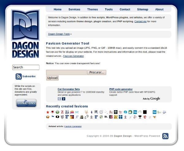dagon design