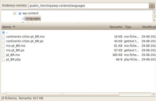 ficheiros portugues