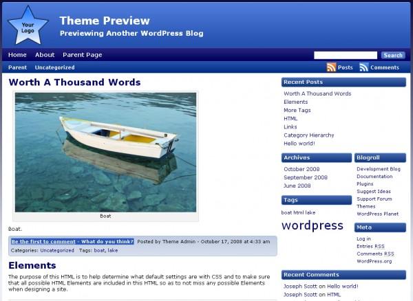 10 WordPress Themes Grátis Otimizados Para SEO
