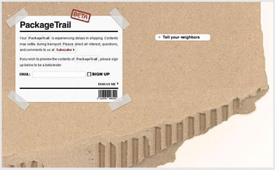 packagetrail