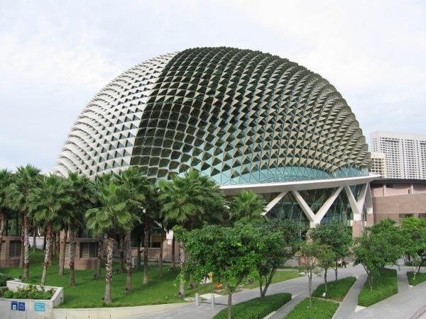 a esplanada singapura