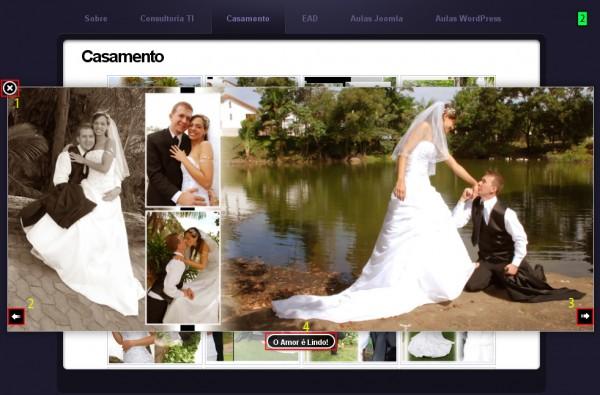 galeria fotos casamento