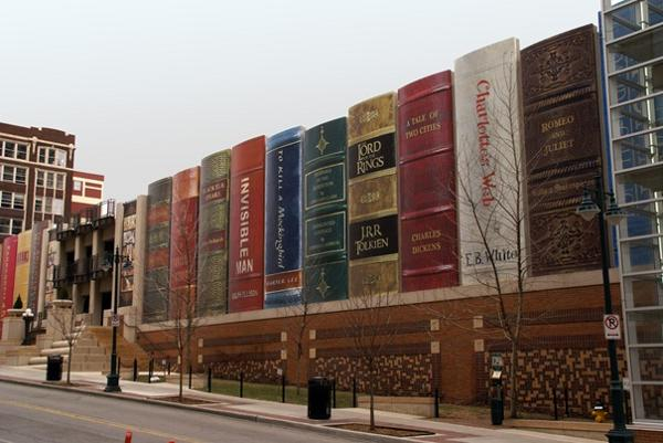biblioteca pública kansas city