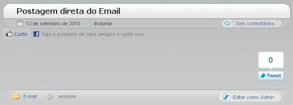 e-mail com anexo