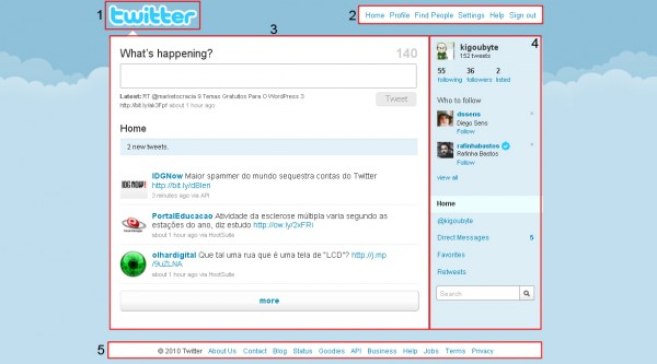 Background do Twitter Parte2 - Layout e Dimensões