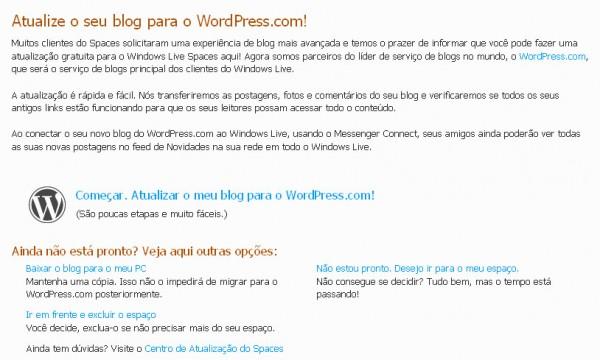 migrar para o wordpress.com