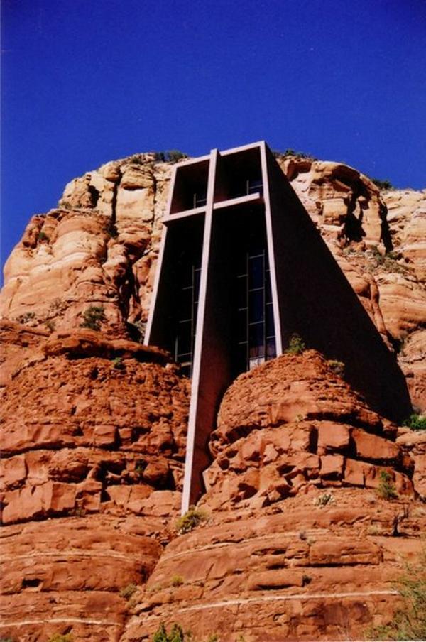 igreja na rocha EUA