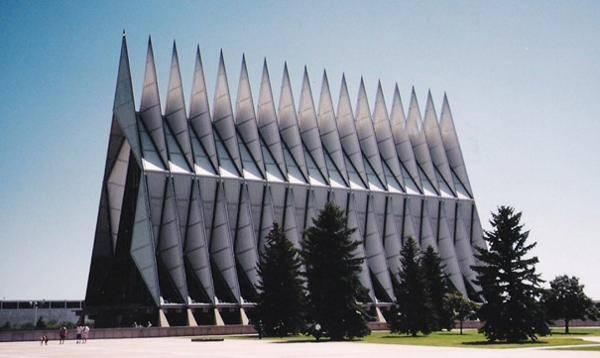 igreja EUA