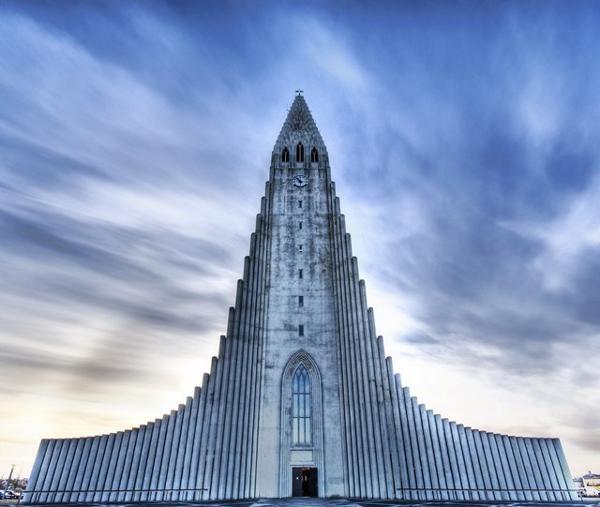 igreja islândia
