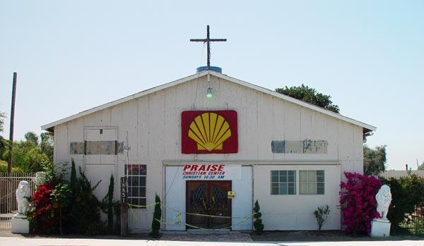 igreja Shell EUA