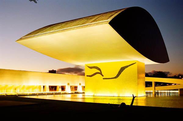 museu oscar niemeyer brasil