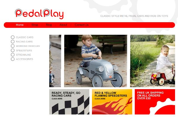 pedalplay