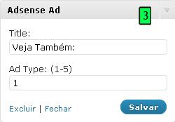 widget adsense ad