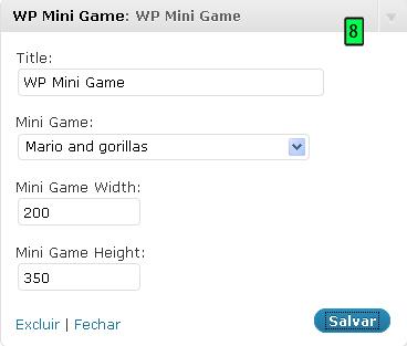 WP Mini Game