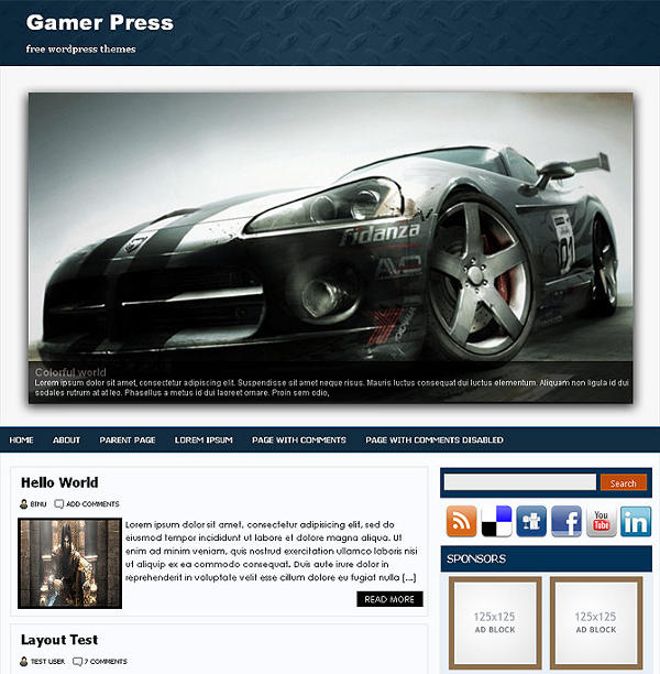 gamerpress-Binuthemes