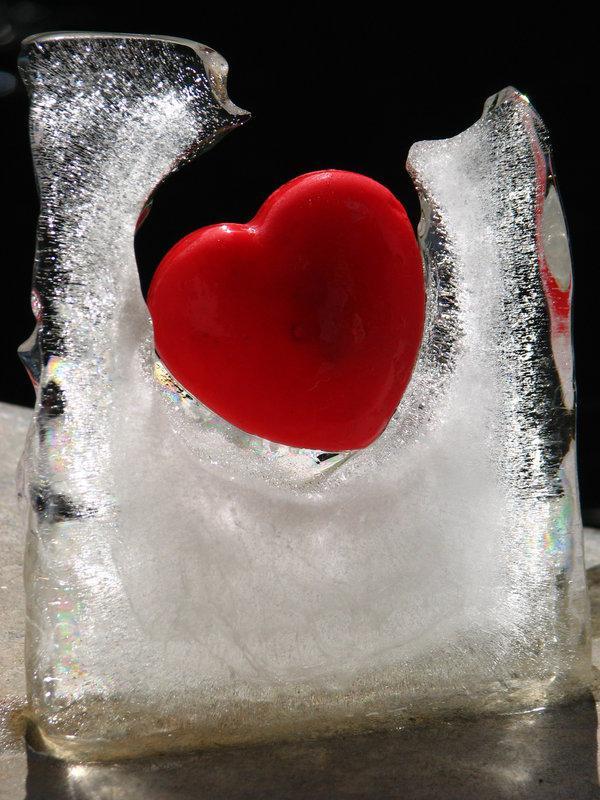 amor derrete gelo