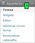 WordPress Themes – Instalação E Administração Parte1